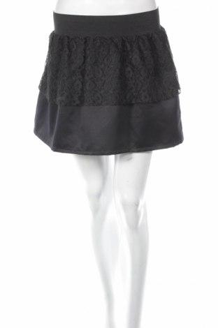 Пола Chaps, Размер L, Цвят Черен, 100% полиестер, Цена 5,25лв.
