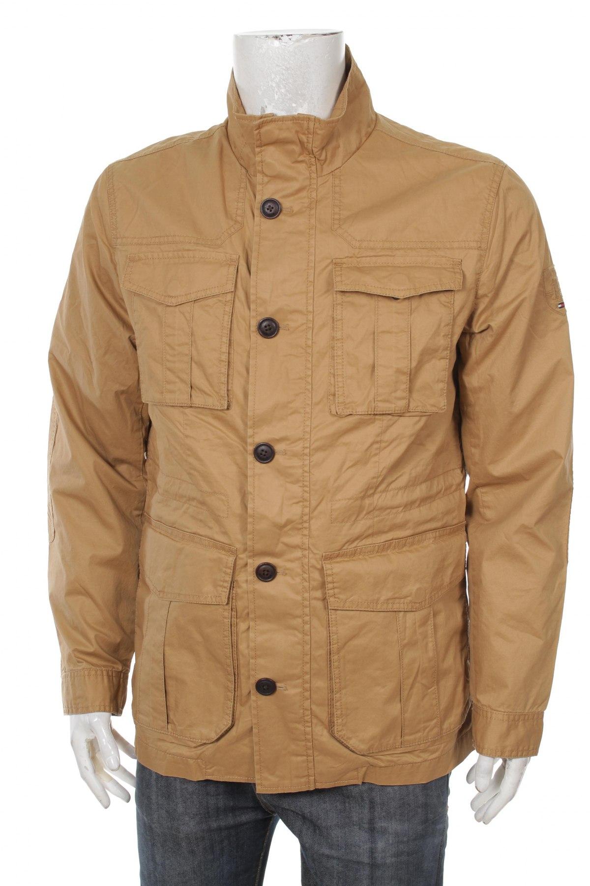 d2236a383e7 Pánská bunda Tommy Hilfiger - za vyhodnou cenu na Remix -  8096055