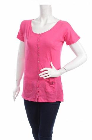 Дамска жилетка Ltb, Размер S, Цвят Розов, 100% памук, Цена 14,50лв.