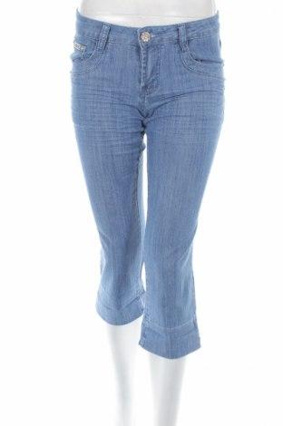 Дамски дънки Vis Donna, Размер XS, Цвят Син, 95% памук, 5% еластан, Цена 10,60лв.