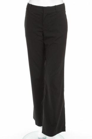 Дамски панталон Banana Republic, Размер M, Цвят Черен, 64% полиестер, 34% вискоза, 2% еластан, Цена 9,34лв.