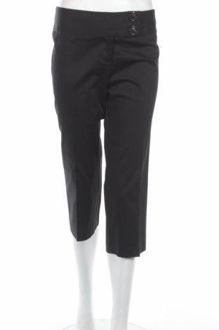 Дамски панталон Clockhouse, Размер M, Цвят Черен, 97% памук, 3% еластан, Цена 5,62лв.