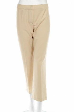 Дамски панталон Comma,, Размер S, Цвят Бежов, 47% вискоза, 47% полиестер, 6% еластан, Цена 15,87лв.
