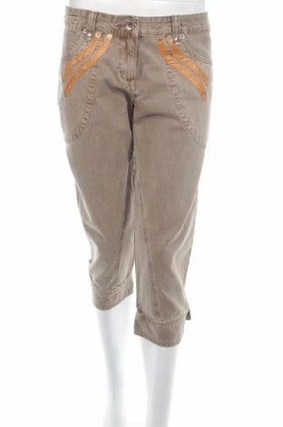 Дамски панталон Creator, Размер M, Цвят Кафяв, Памук, Цена 8,05лв.