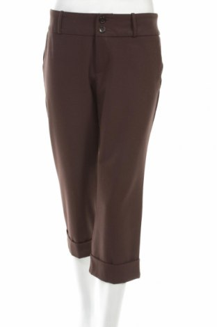 Дамски панталон Esprit, Размер M, Цвят Кафяв, Цена 7,54лв.