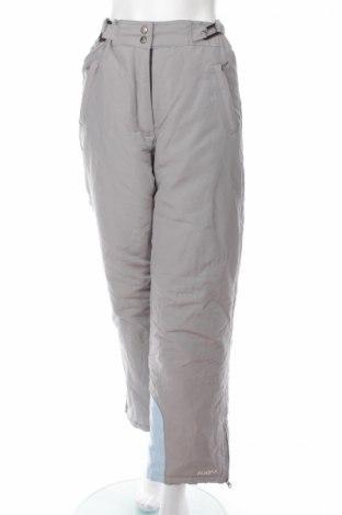 Дамски панталон за зимни спортове, Размер M, Цвят Сив, Полиамид, полиестер, Цена 59,52лв.