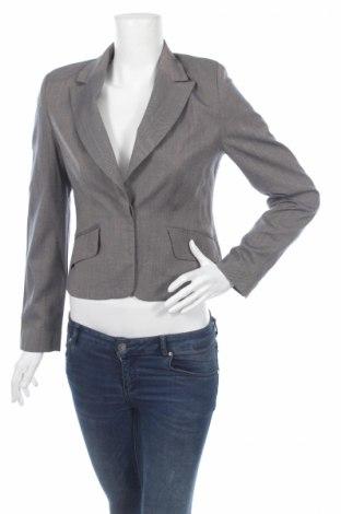 Дамско сако Etere, Размер M, Цвят Сив, 22% вълна, 28% полиестер, 50% вискоза, Цена 7,80лв.