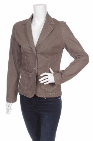 Дамско яке Vanilia, Размер S, Цвят Зелен, 78% памук, 20% полиестер, 2% еластан, Цена 3,54лв.