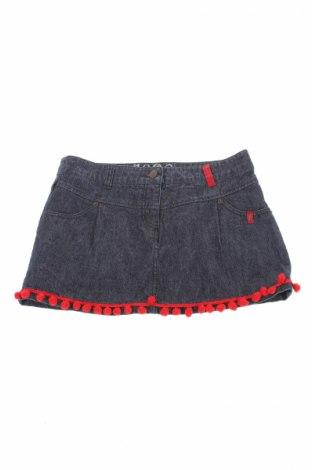 Παιδική φούστα, Μέγεθος 15-18y/ 170-176 εκ., Χρώμα Μπλέ, 100% βαμβάκι, Τιμή 4,49€