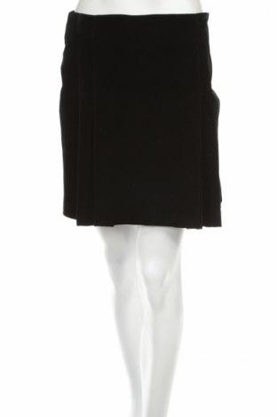 Пола, Размер M, Цвят Черен, 100% полиестер, Цена 7,59лв.