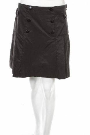 Пола Fransa, Размер S, Цвят Черен, 70% памук, 30% полиамид, Цена 9,66лв.