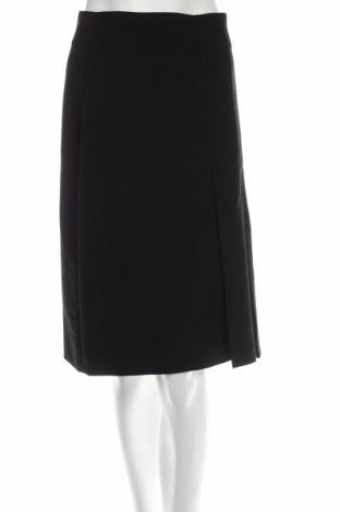 Пола Kookai, Размер XS, Цвят Черен, 100% полиестер, Цена 10,27лв.