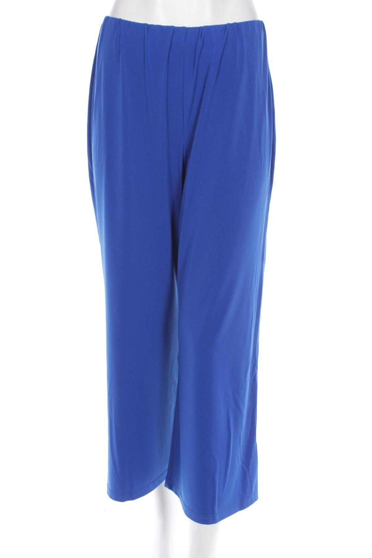 Дамски панталон Joanna Hope, Размер L, Цвят Син, 95% полиестер, 5% еластан, Цена 35,10лв.