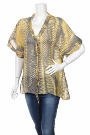 Дамска блуза Gas, Размер S, Цвят Многоцветен, Памук, Цена 12,35лв.