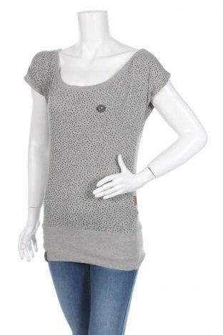 Дамска блуза Naketano, Размер M, Цвят Зелен, 50% памук, 50% полиестер, Цена 26,55лв.