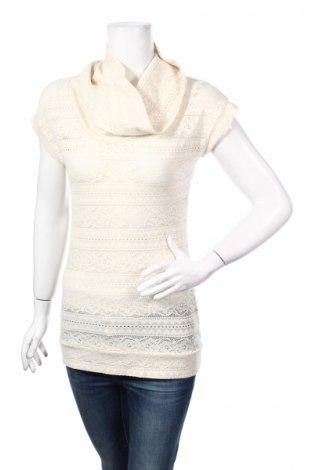 Γυναικεία μπλούζα Poof, Μέγεθος S, Χρώμα  Μπέζ, 99% πολυεστέρας, 1% ελαστάνη, Τιμή 3,13€