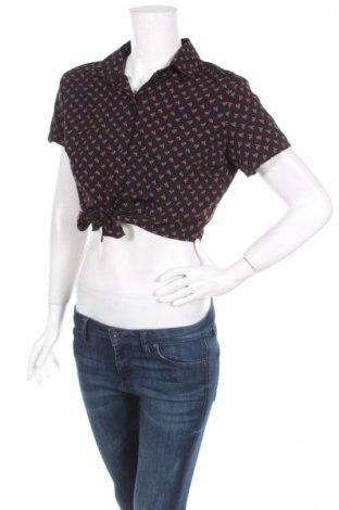 Дамска риза American Apparel, Размер XS, Цвят Многоцветен, Цена 10,40лв.