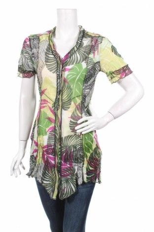 Γυναικείο πουκάμισο Biba, Μέγεθος S, Χρώμα Πολύχρωμο, Πολυεστέρας, Τιμή 8,40€