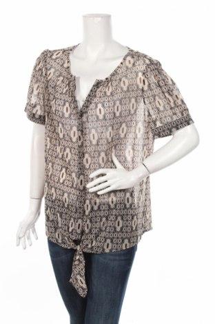 Дамска риза I.n.c - International Concepts, Размер XL, Цвят Бежов, Полиамид, Цена 5,00лв.