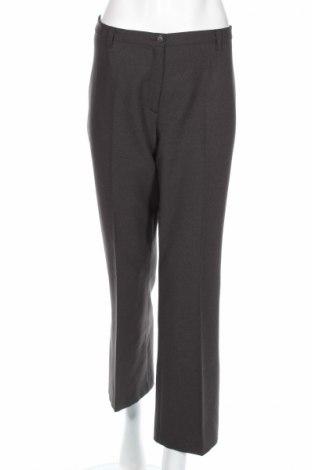 Дамски панталон Sisley, Размер M, Цвят Кафяв, Полиестер, Цена 14,35лв.
