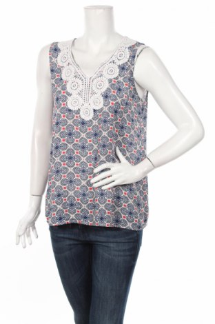 Γυναικείο αμάνικο μπλουζάκι Ny Collection, Μέγεθος M, Χρώμα Πολύχρωμο, 100% πολυεστέρας, Τιμή 3,74€