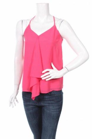 Γυναικείο αμάνικο μπλουζάκι Timeout, Μέγεθος M, Χρώμα Ρόζ , Πολυεστέρας, Τιμή 4,69€