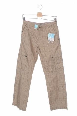Dziecięce spodnie Dp...am, Rozmiar 13-14y/ 164-168 cm, Kolor Brązowy, Bawełna, Cena 23,64zł