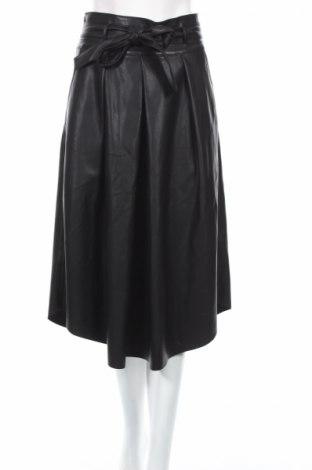 Kožená sukňa  Promod