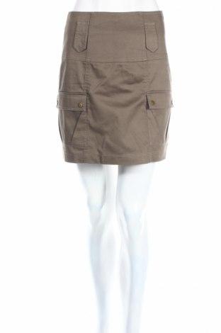 Пола Heine, Размер XS, Цвят Кафяв, 98% памук, 2% еластан, Цена 7,59лв.