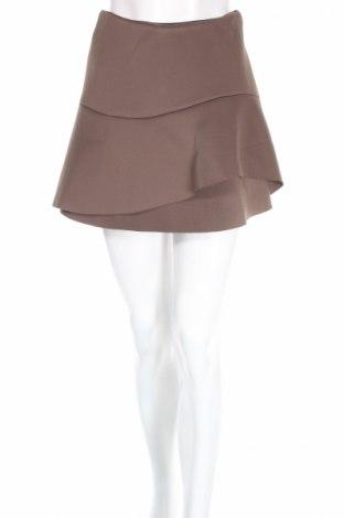 Φούστα Isabel Queen, Μέγεθος M, Χρώμα Καφέ, Πολυεστέρας, Τιμή 3,74€