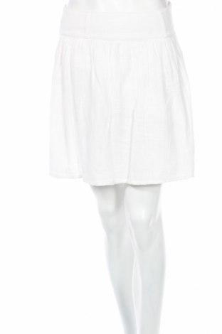 Пола Mudo Collection, Размер XS, Цвят Бял, Памук, Цена 6,24лв.