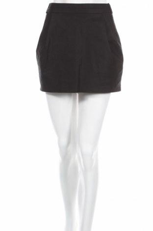 Пола Zara, Размер L, Цвят Черен, 97% памук, 3% еластан, Цена 6,80лв.