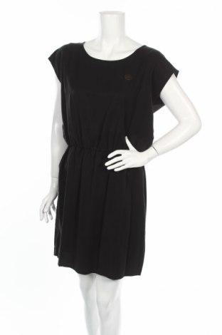 Рокля Naketano, Размер XL, Цвят Черен, 100% лиосел, Цена 44,55лв.
