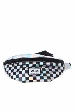 Τσάντα Vans, Χρώμα Ασημί, Δερματίνη, Τιμή 21,43€