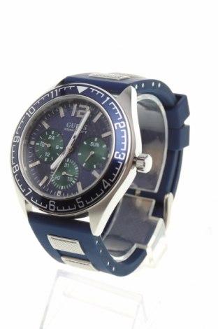 Zegarek Guess, Kolor Niebieski, Metal, sylikon, Cena 508,50zł