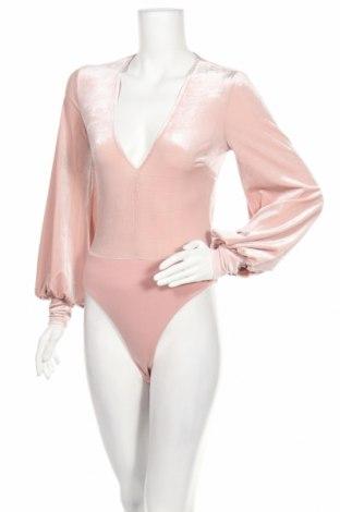 Dámska blúzka - body  Bardot, Veľkosť S, Farba Ružová, 95% polyester, 5% elastan, Cena  12,37€