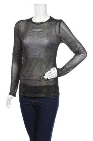 Дамска блуза Ambika, Размер M, Цвят Зелен, 95% полиестер, 5% еластан, Цена 14,28лв.