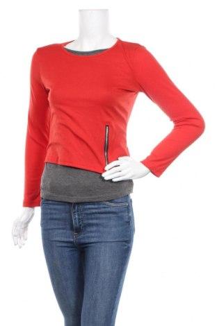 Дамска блуза Artistic Taste, Размер S, Цвят Червен, Цена 15,17лв.