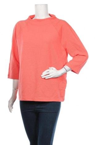Γυναικεία μπλούζα Canda, Μέγεθος L, Χρώμα Ρόζ , 71% πολυεστέρας, 28% βισκόζη, 1% ελαστάνη, Τιμή 12,34€