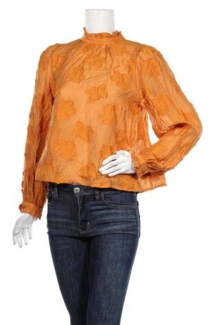 Γυναικεία μπλούζα H&M, Μέγεθος M, Χρώμα Κίτρινο, Τιμή 12,34€