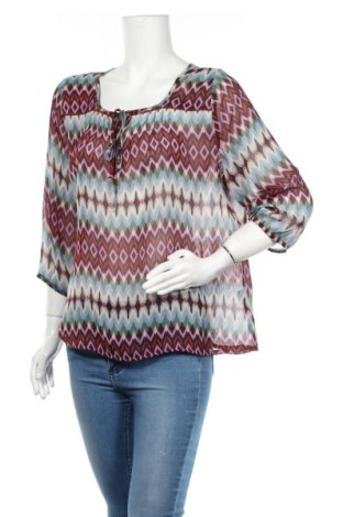 Дамска блуза Reitmans, Размер XL, Цвят Многоцветен, Полиестер, Цена 3,00лв.