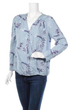 Γυναικεία μπλούζα S.Oliver, Μέγεθος M, Χρώμα Μπλέ, 100% βισκόζη, Τιμή 12,34€