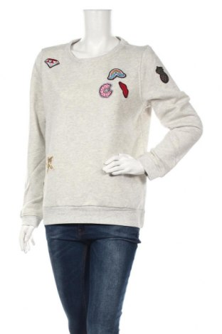 Dámska blúza S.Oliver, Veľkosť L, Farba Sivá, 48% polyester, 47% bavlna, 5% elastan, Cena  22,81€