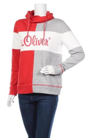 Dámska blúza S.Oliver, Veľkosť S, Farba Viacfarebná, 60% bavlna, 40% polyester, Cena  22,81€