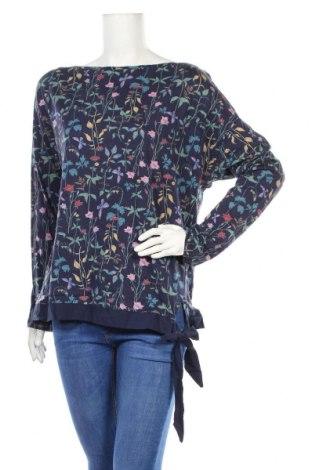 Dámska blúza S.Oliver, Veľkosť XL, Farba Modrá, 50% bavlna, 50% modal, Cena  18,95€