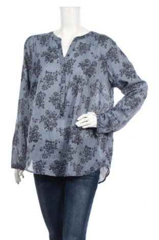 Дамска блуза Soya Concept, Размер XL, Цвят Син, 80% полиестер, 20% памук, Цена 17,01лв.