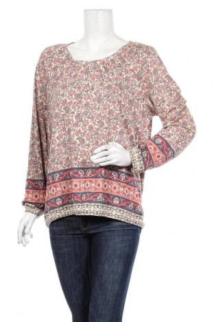 Дамска блуза Soya Concept, Размер XL, Цвят Многоцветен, Памук, модал, Цена 15,17лв.