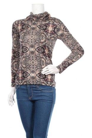 Дамска блуза Soya Concept, Размер S, Цвят Многоцветен, 50% памук, 50% модал, Цена 16,07лв.