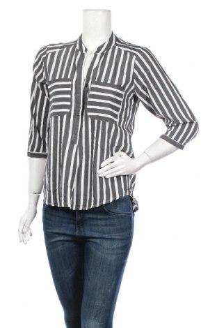 Γυναικεία μπλούζα Vero Moda, Μέγεθος M, Χρώμα Γκρί, 75% βισκόζη, 25% πολυεστέρας, Τιμή 10,49€