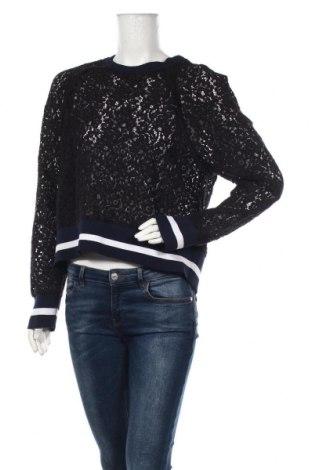 Γυναικεία μπλούζα Zara, Μέγεθος L, Χρώμα Μαύρο, Τιμή 18,84€
